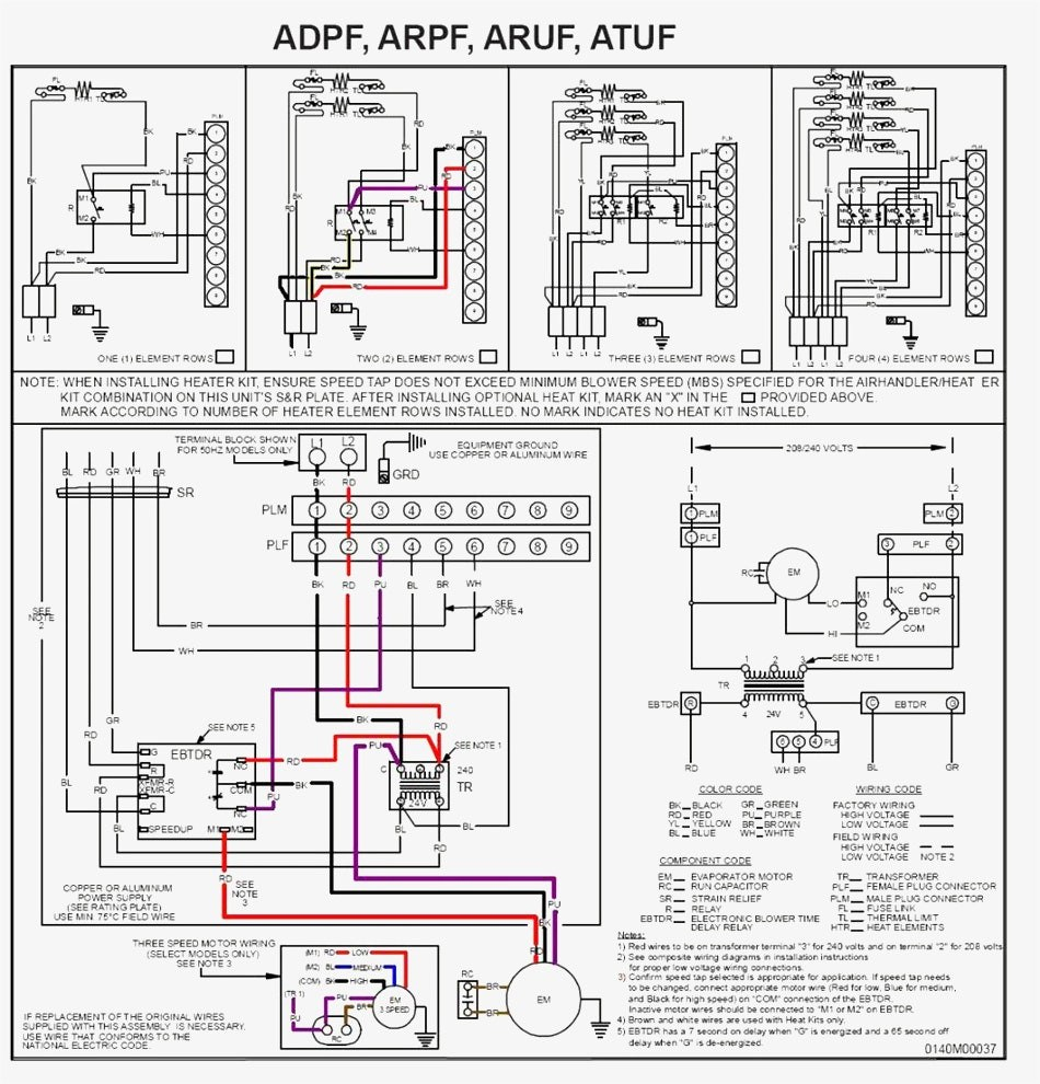 Bard Ga Furnace Wiring Diagram