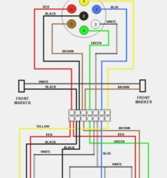 semi trailer wiring diagram wire diagram semi truck trailer wiring diagram semi trailer wiring diagram [ 776 x 1042 Pixel ]