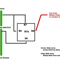 5 pole relay wiring diagram wiring diagram 5 post relay wiring harness