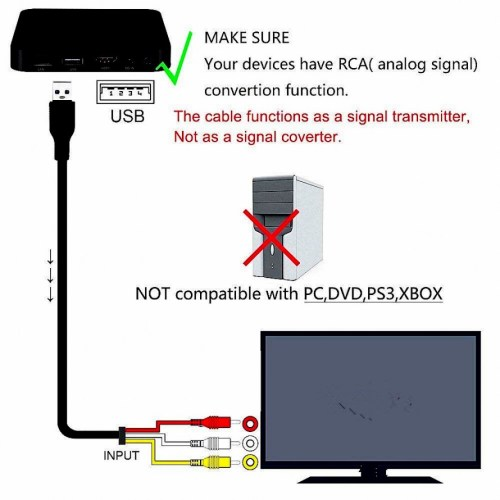 small resolution of cable hdmi rca amazon vinny oleo vegetal hdmi to rca wiring diagram