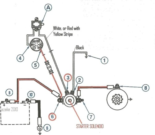 small resolution of 1965 mercury starter relay wiring wiring diagram dat1965 ford starter solenoid wiring wiring diagram schema 1965