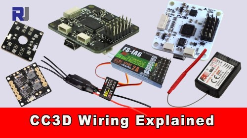 small resolution of cc3d flight controller wiring connection explained youtube cc3d wiring diagram
