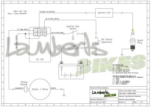 small resolution of 7 wire cdi box diagram wiring diagram6 pin cdi atv wiring diagrams suzuki 11 10 tramitesyconsultas co u20226 pin cdi wiring diagram ac online wiring