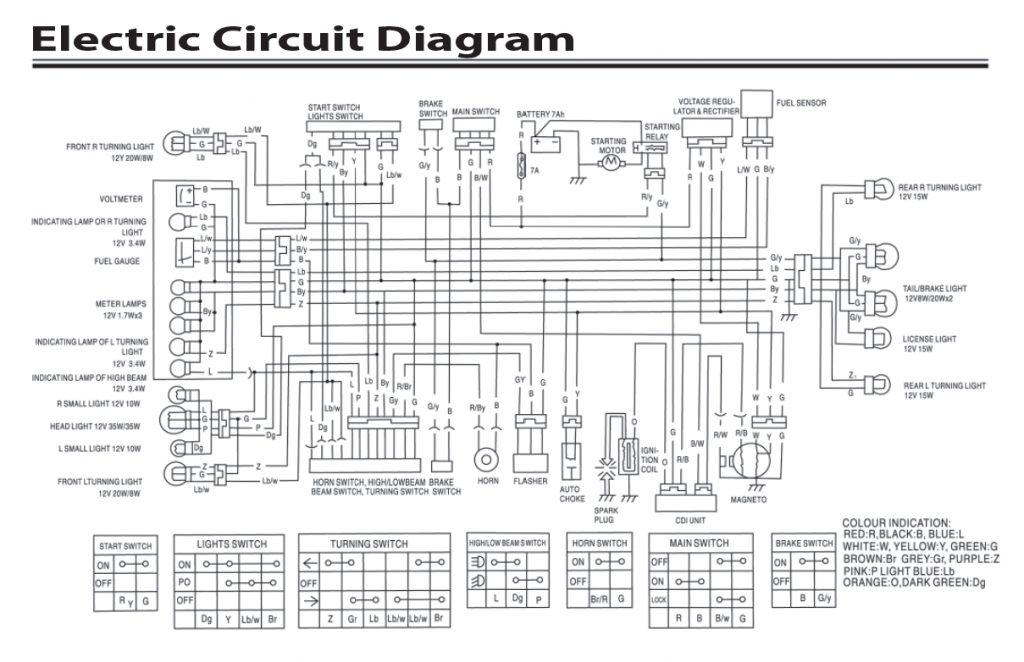 Cf Moto 500 Wiring Diagram    Wiring Diagram
