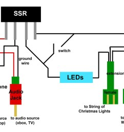 christmas light wiring three wire diagram on three wire christmas light plug christmas tree lighting  [ 1024 x 791 Pixel ]