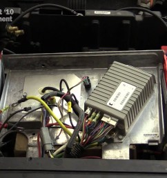 club car precedent 48 volt solenoid how to replace on golf cart 2008 club car precedent wiring diagram [ 1280 x 720 Pixel ]