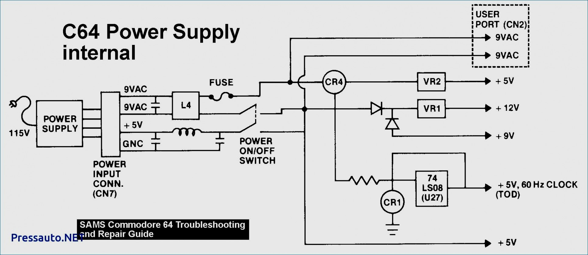 hight resolution of hp power supply wiring diagram wiring diagram expert supply diagram power wiring hp ap15pc52
