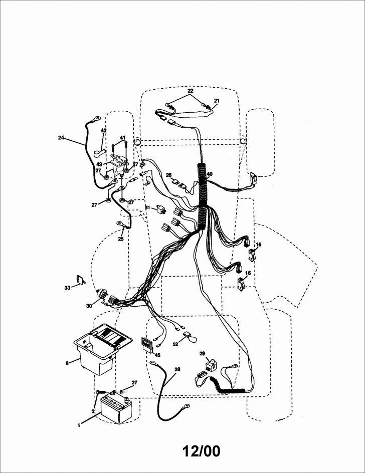 uncategorized wirings diagram - part 136 - model wiring craftsman diagram  tractor 917272674
