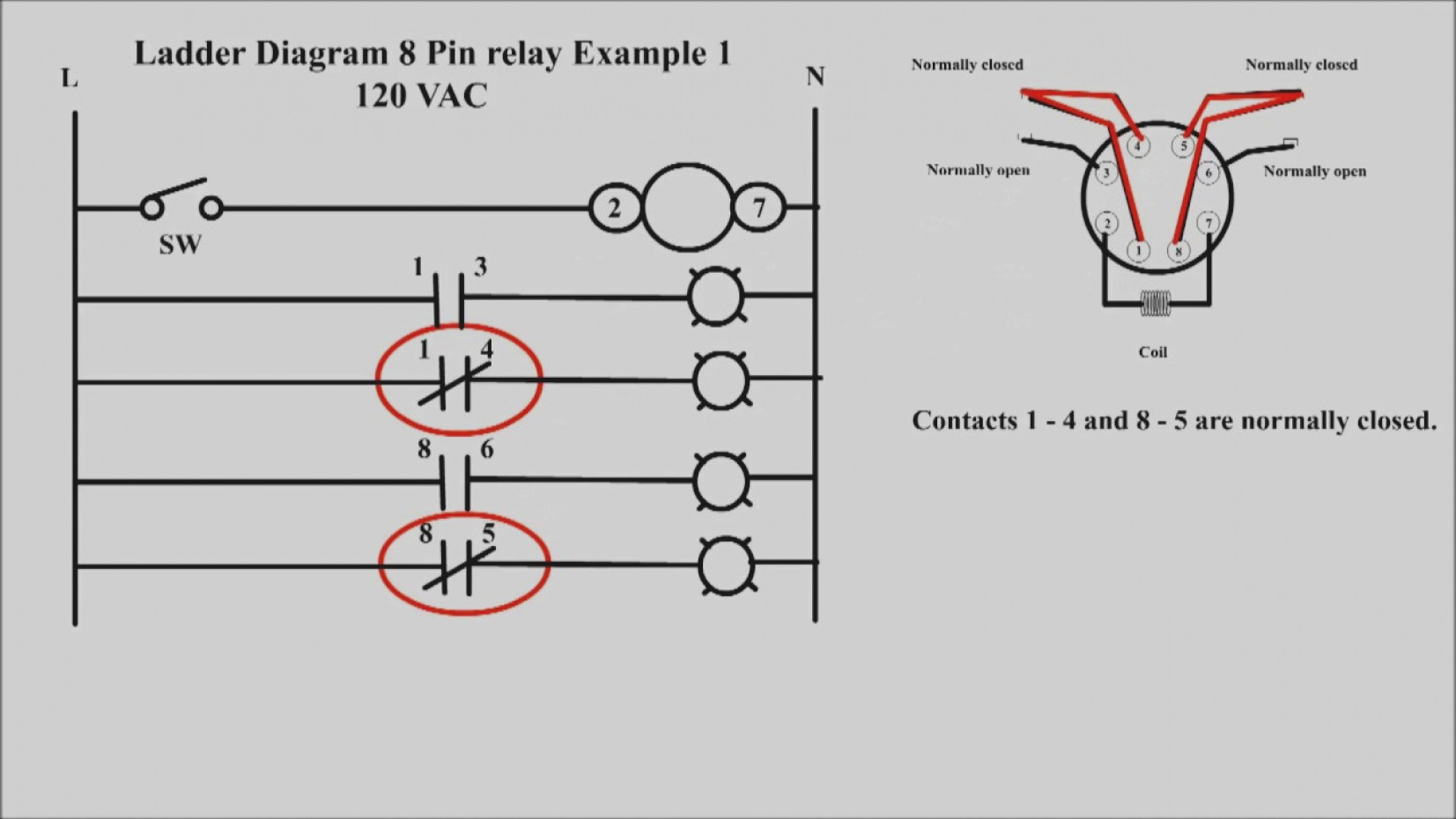5 pin relay wiring diagram pdf