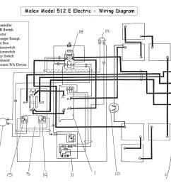 cushman golf cart 36 volt wiring diagram 1974 to wiring diagram cushman wiring parts cushman golf [ 1430 x 1200 Pixel ]