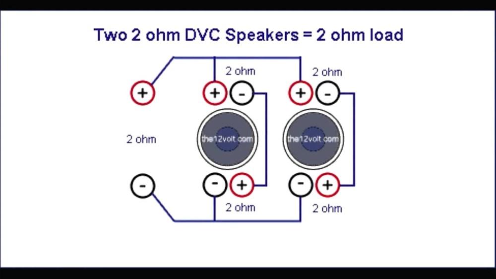medium resolution of kicker wiring diagram 2 ohm wiring diagram show kicker comp 4 ohms 10 wire diagram