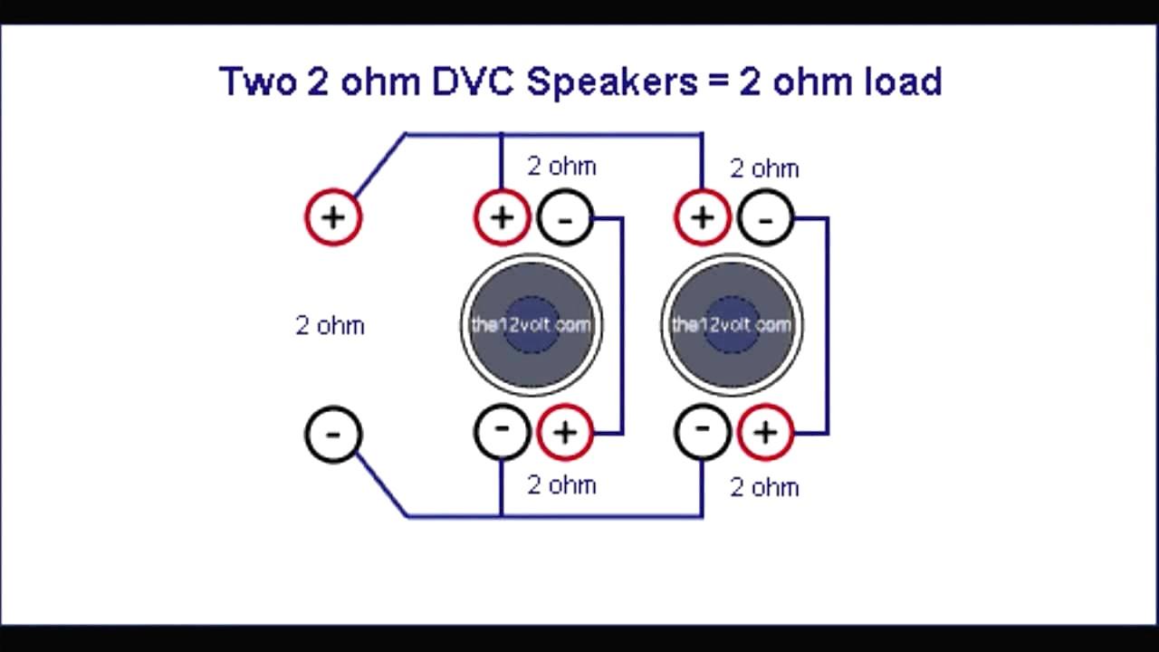 hight resolution of kicker wiring diagram 2 ohm wiring diagram show kicker comp 4 ohms 10 wire diagram