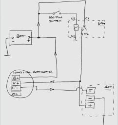 delco cs130d alternator wiring diagram for wiring diagram cs130 alternator wiring diagram [ 1737 x 2150 Pixel ]