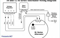 Wiring Diagram Delco 10si Alternator