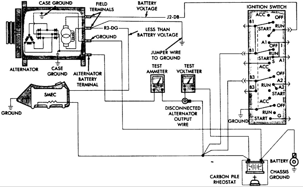 medium resolution of denso 3 wire alternator diagram wiring diagram blog nippondenso voltage regulator wiring diagram