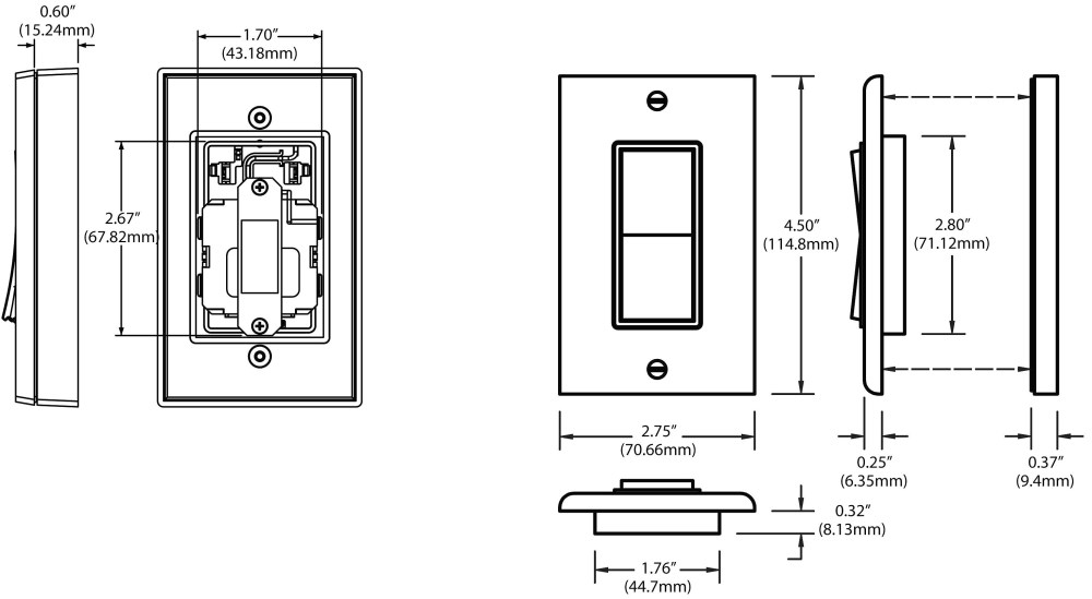 medium resolution of  leviton double pole switch wiring diagram wirings diagram on 3 way switch diagram