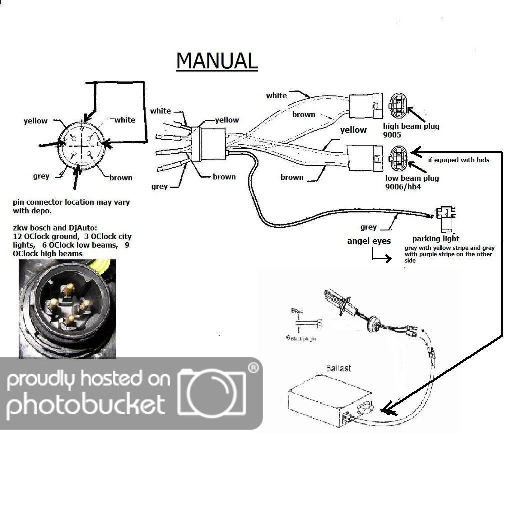 hight resolution of e36 headlight wiring diagram wiring diagram option e36 tail light wiring diagram e36 headlight harness diagram