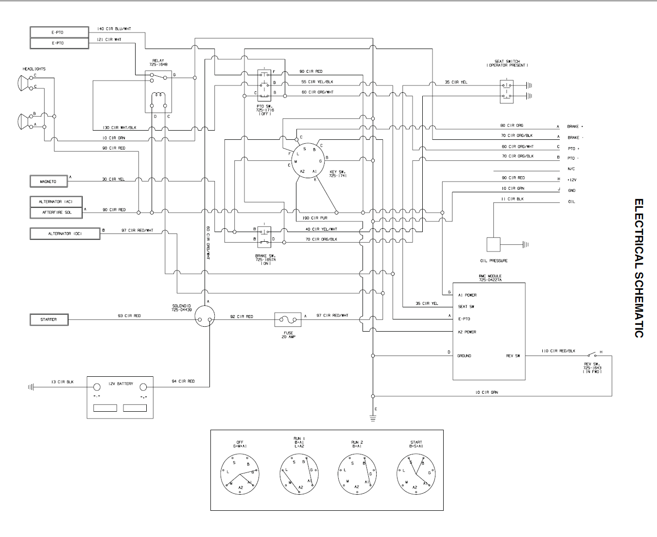 hight resolution of cub cadet 7272 schematic wiring diagram details cub cadet 7272 schematic wiring diagram cub cadet 7272