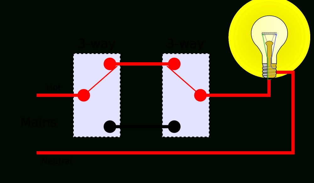 medium resolution of electrical how can i eliminate one 3 way switch to leave just one
