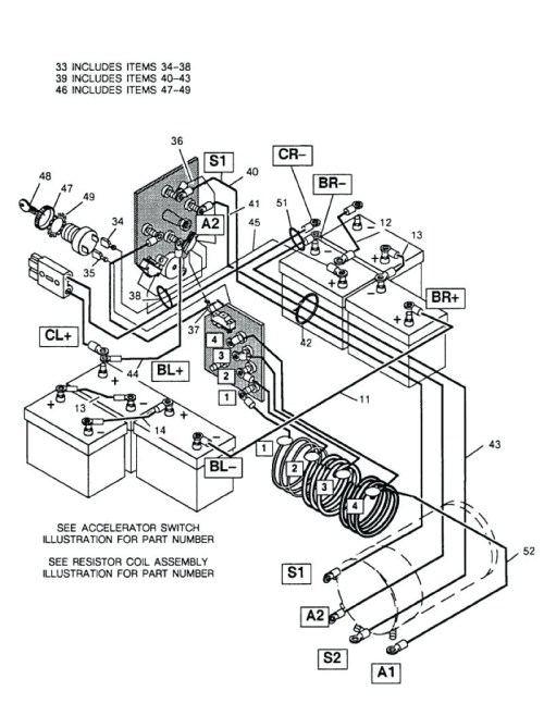 small resolution of ez go battery wiring diagram serial 937884 wiring diagram e z go ez go battery wiring diagram serial 937884 source western golf cart