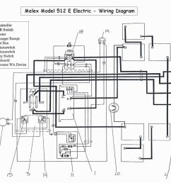 48 volt golf cart wiring diagram wirings diagram ez go txt golf cart 36 volt motor [ 1024 x 859 Pixel ]