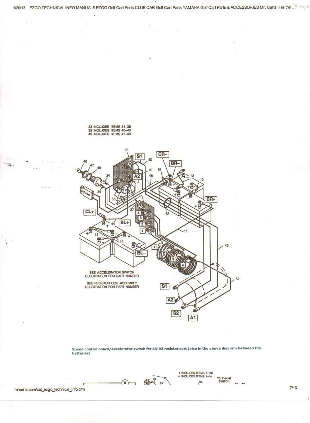 medium resolution of ezgo golf cart wiring diagram tryit me 3 hastalavista ezgo golf cart wiring diagram