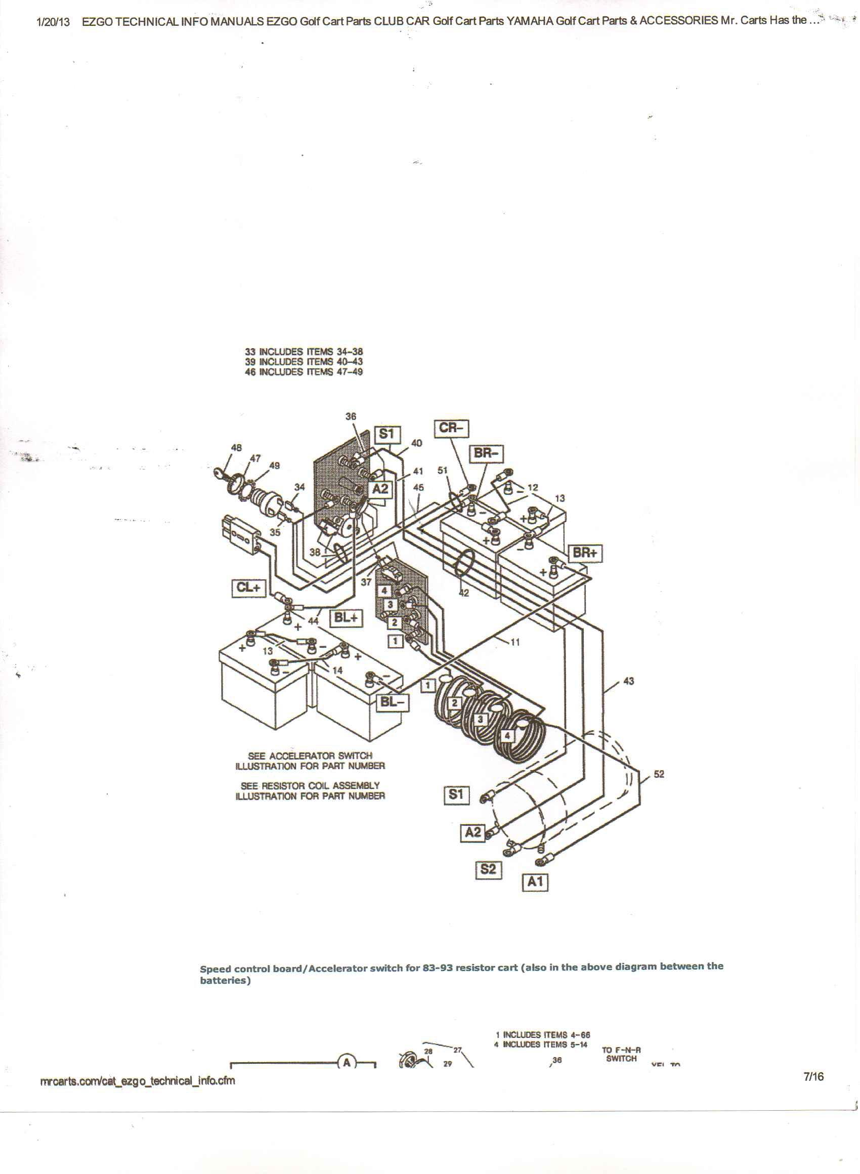 hight resolution of ezgo golf cart wiring diagram tryit me 3 hastalavista ezgo golf cart wiring diagram