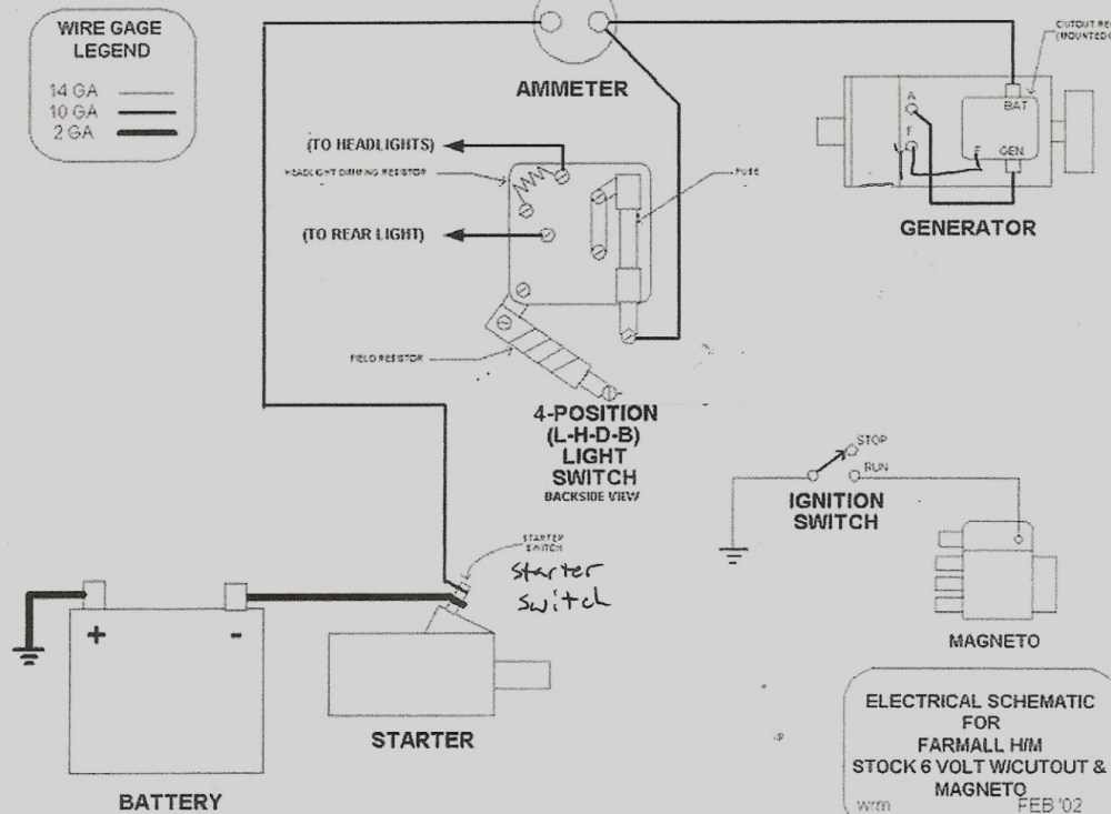 medium resolution of farmall h wiring schematic wiring diagrams hubs farmall h wiring diagram
