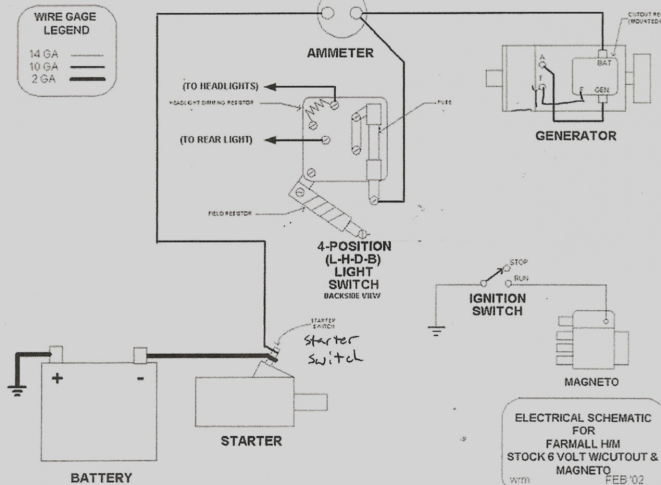 hight resolution of farmall h wiring schematic wiring diagrams hubs farmall h wiring diagram