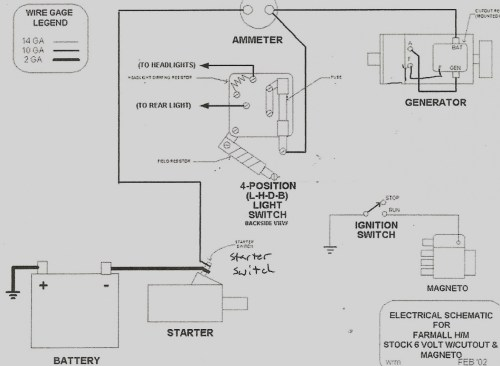 small resolution of farmall h wiring schematic wiring diagrams hubs farmall h wiring diagram