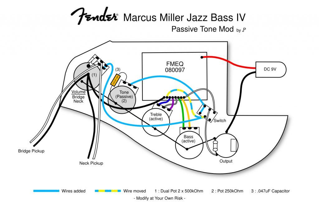 Fender Jazz B Wiring Mods | familycourt.us on