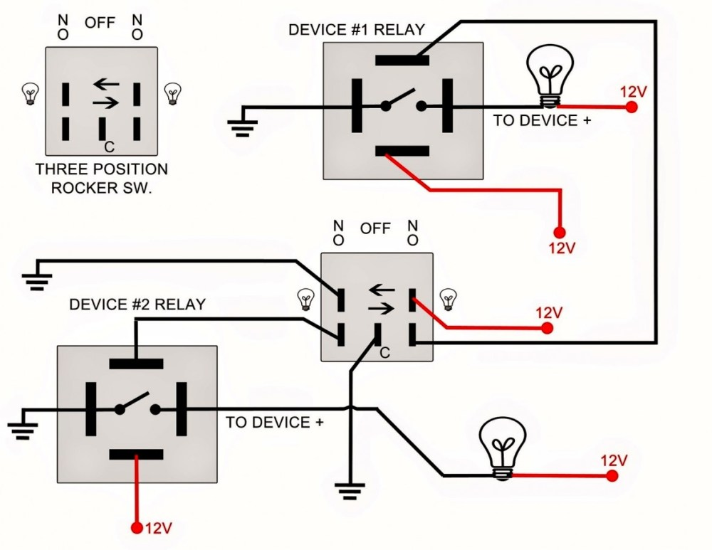 medium resolution of for a triple rocker switch wiring diagrams wiring diagram rocker switch wiring diagram