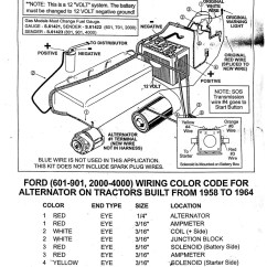 Ford 8n 12v Conversion Wiring Diagram Deutz Emr2 12 Volt Diagrams