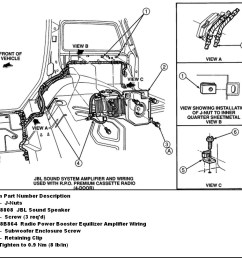 trailer wiring harness diagram wirings diagram f150 wiring schematic ford f 150 factory subwoofer wiring diagram [ 1023 x 997 Pixel ]