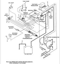 gas club car starter wiring diagram manual e books club car starter generator wiring diagram [ 936 x 1024 Pixel ]