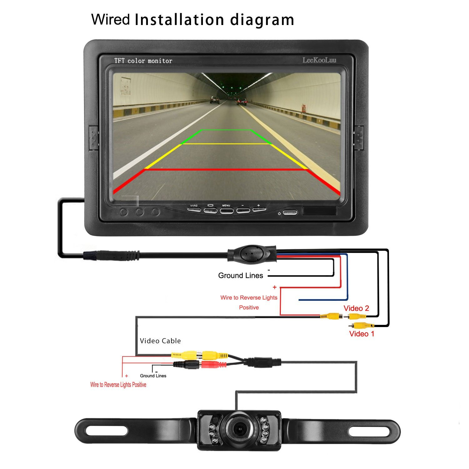 hight resolution of  tri gas valve wiring diagram ae f d a eb leekooluu backup camera on dell