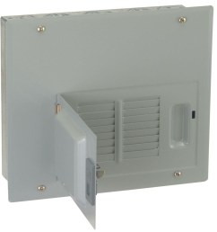 ge powermark gold 125 amp 8 space 16 circuit indoor main lug circuit 30 amp sub panel wiring diagram [ 1000 x 1000 Pixel ]