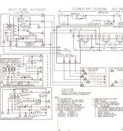 goodman air handler to heat pump wiring diagram wiring diagramgoodman heat pump wiring diagram schematic  [ 1652 x 1274 Pixel ]