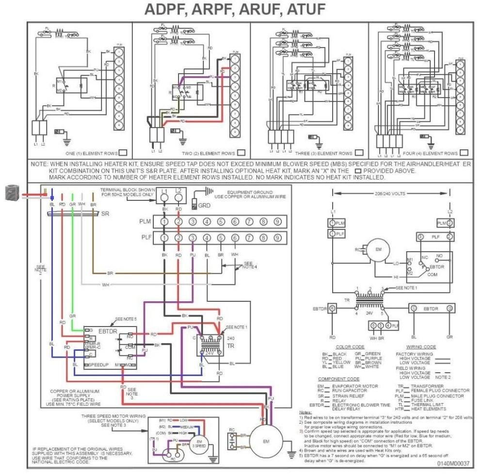 medium resolution of goodman furnace blower motor goodman furnace blower motor wiring 240 electric furnace wiring diagrams