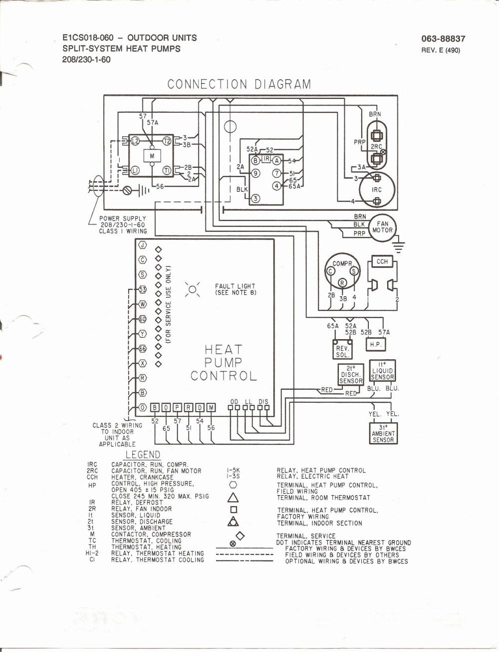 medium resolution of  goodman heat pump thermostat wiring diagram unique heat pump on goodman blower motor