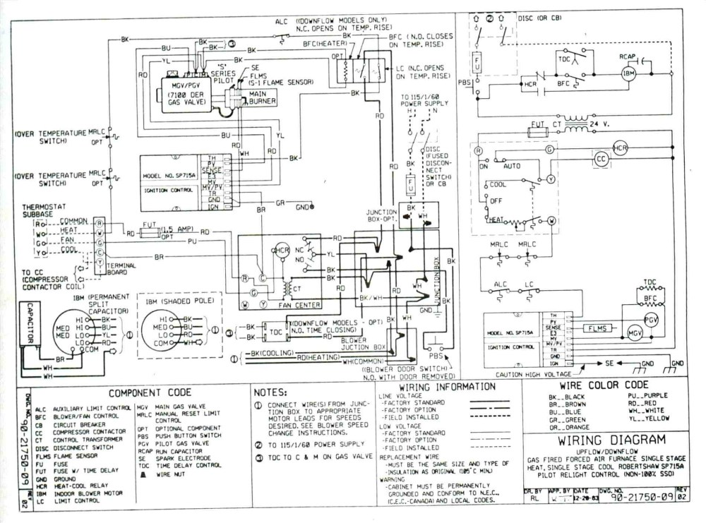medium resolution of goodman package unit wiring diagram wirings diagram typical a c wiring diagram goodman a c wiring diagram