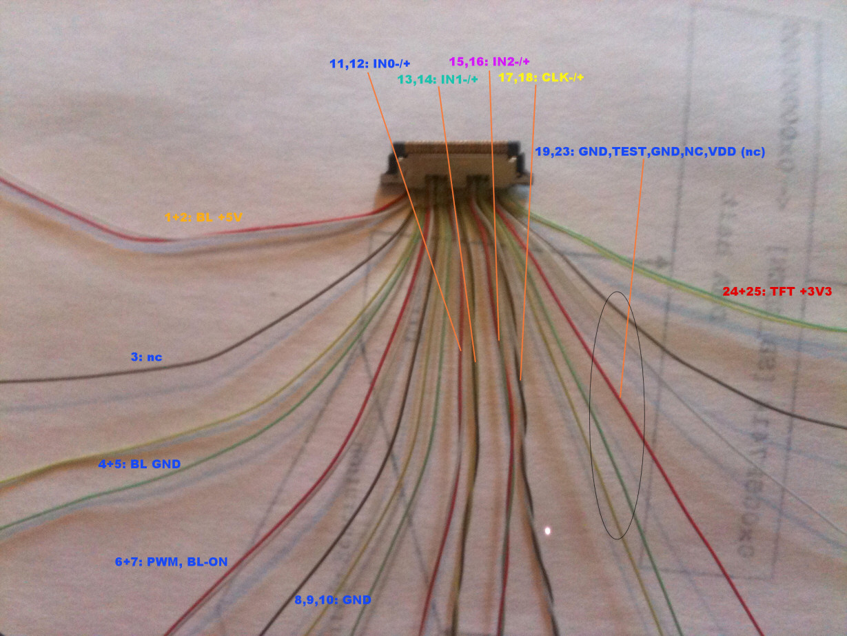 hight resolution of  hdmi plug wiring diagram of a wiring diagram hdmi cable wiring component to composite