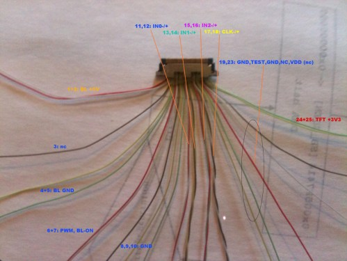 small resolution of  hdmi plug wiring diagram of a wiring diagram hdmi cable wiring component to composite