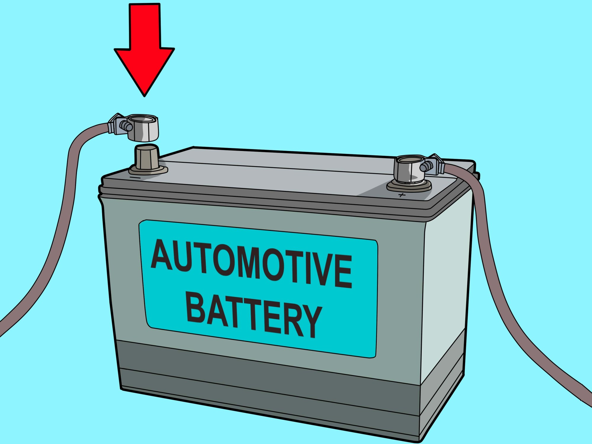 hight resolution of how to install a car volt amp gauge with pictures wikihow ampere gauge wiring diagram