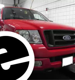 install trailer wiring 2004 ford f150 118247 etrailer youtube 6 pin trailer wiring diagram [ 1280 x 720 Pixel ]