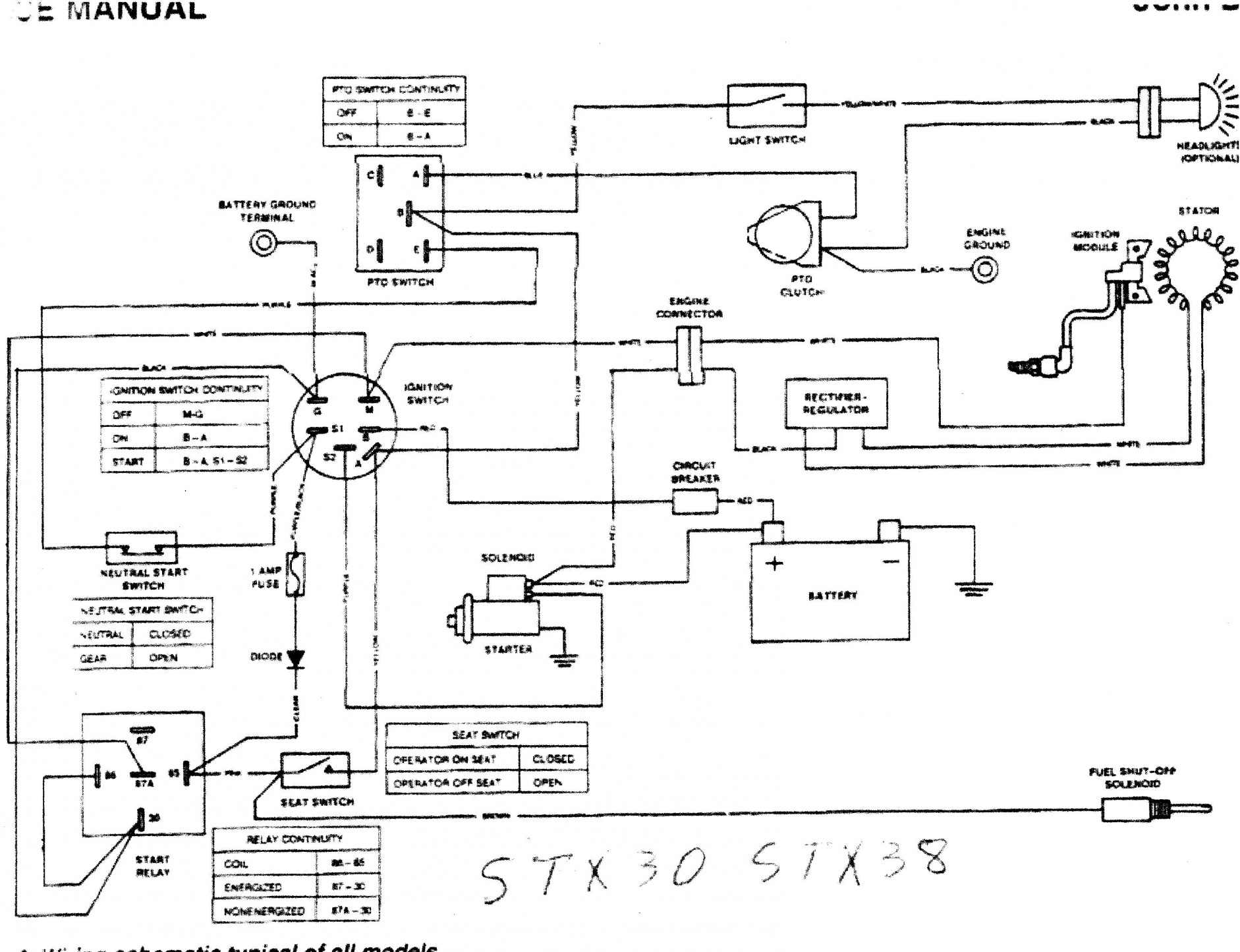 hight resolution of john deere 4430 wiring schematic wiring diagram john deere 318 wiring diagram
