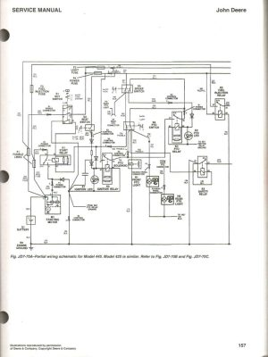 John Deere L120 Carburetor Diagram Wiring   Online Wiring