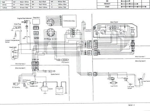 small resolution of kubota wiring harness wiring diagram gol kubota tractor radio wiring wiring diagram sys kubota l245dt wiring