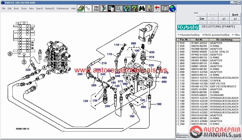 hight resolution of kubota wiring diagram pdf images