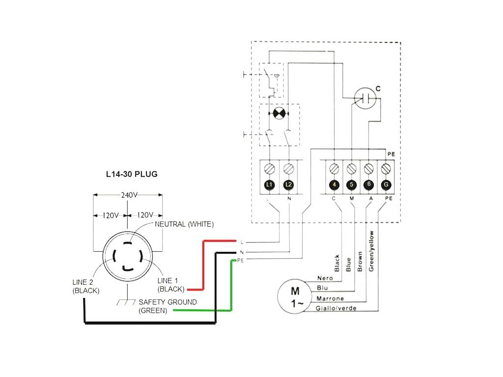 hight resolution of  l14 20 plug wiring diagram 3 prong twist lock fresh 30 amp 4 picture 3 prong